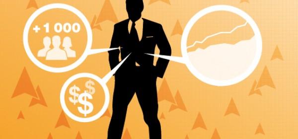 Les 3 premières motivations des chefs d'entreprises à utiliser les médias sociaux