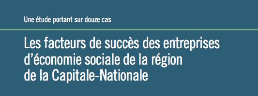 Les facteurs de succès et défis des entreprises d'économie sociale