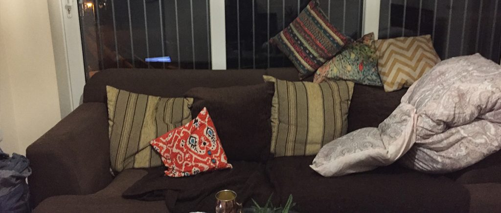 couchsurfing londres